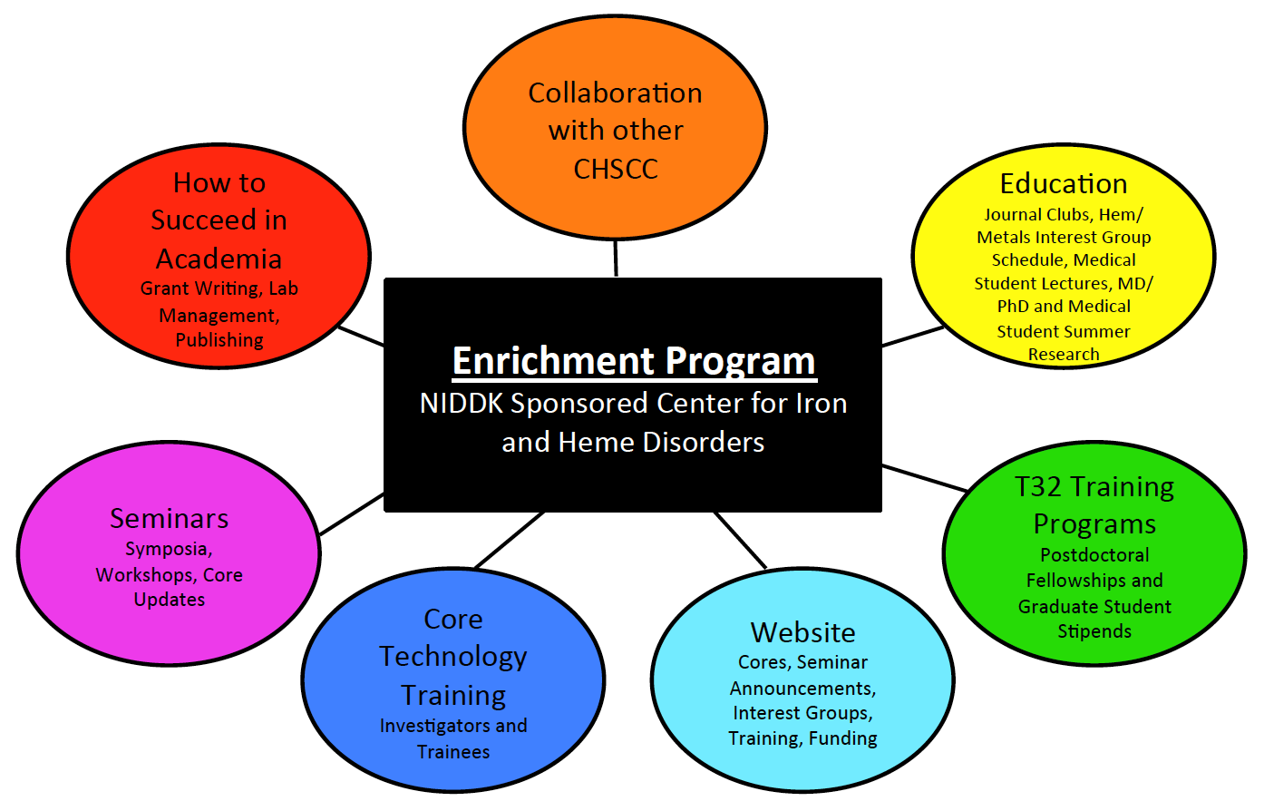 Enrichment Program Links